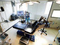 歯科治療台